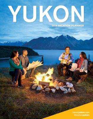 Yukon Vacation Planner 2018 cover